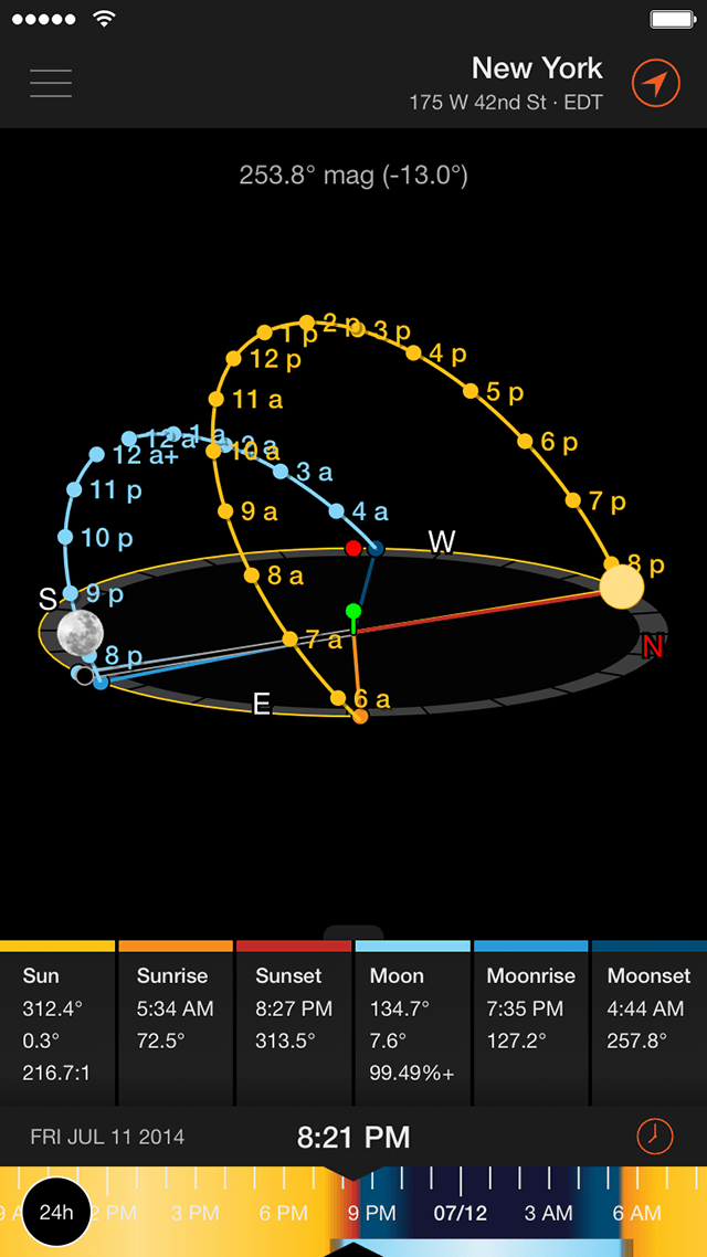 Screenshot - 3D Compass