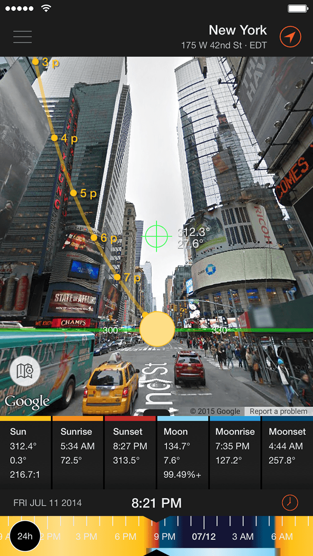 Screenshot - Street View